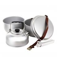 Котелки, чайники, гриль, наборы для приготовления пищи