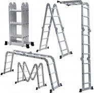 Лестницы складные, выдвижные, универсальные