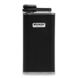 Stanley Classic Flask 8oz Matte Black