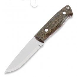 Нож EnZo Trapper 95, Elmax, Scandi, зелёный