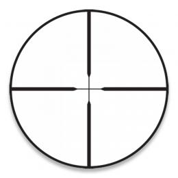 Оптический прицел Leupold VX-2 4-12x40 FDX AO Matte