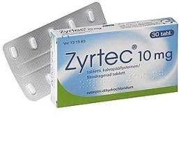 Противоаллергический препарат для взрослых и детей