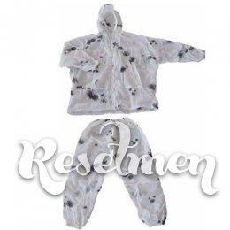 Маскировочный костюм DEPAUL DESIGN снежный камуфляж (Финляндия)