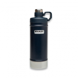 Stanley Classic Water Bottle 0.6L, navy