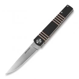 Складной нож RealSteel Ippon Carbon Fiber, tan
