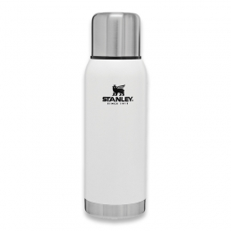 Stanley Adventure Vacuum Bottle 1L. белый