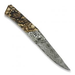 Нож Matti Kunelius Mammoth