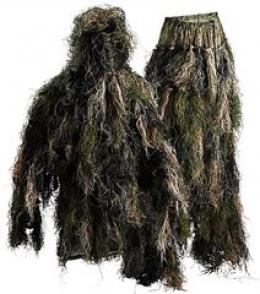 Маскировочный костюм Джилли