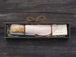 Нож охотничий подарочный Roselli R100P