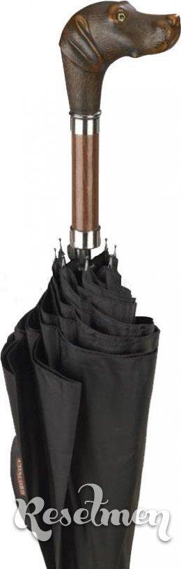 Трость Concord Brownie the Chocolate Umbrella with Nylon Case, 38