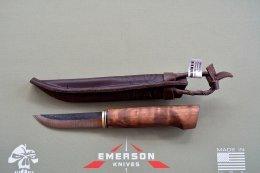 Финский нож WoodsKnife Yleispuukko, stained