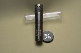 Ported +20 mm Gemini choke 12 Gauge Crio - Bore 18,30/18,40 ( IM** - Lead Only)