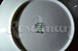 Чайная тройка Richard Ginori -  Vecchio Ginori Bianco
