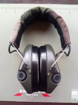 Активные наушники  Sordin Supreme Pro X headband