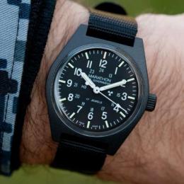 Часы наручные Marathon MILITARY
