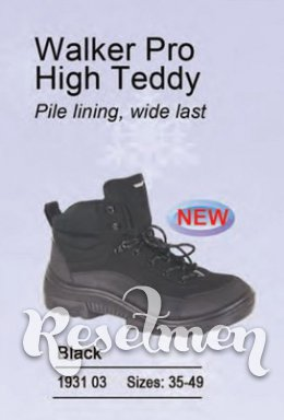 Kuoma Walker Pro High Teddy