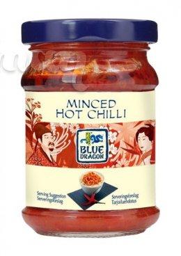 Blue Dragon паста чили с подсолнечным маслом 110г / chilimurska auringonkukkaöljyssä