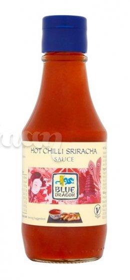 Blue Dragon соус острый чили Шрирача 190мл / Hot chilli sriracha