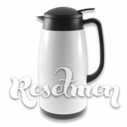 Tableline 1,5L. thermos, белый