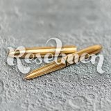 400 Raw Brass Bullet pen