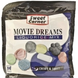 Мармелад Sweet Corner Liquorice Movie Dreams 300 гр