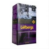 Кофе Lofbergs Lila Crescendo темной обжарки крупный помол 500г