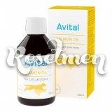 Масло норвежского лосося Avital - 1 л.