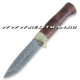 Нож Karesuando Hunter Damask