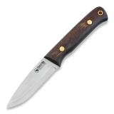 Нож Casström Woodsman K720, Bog Oak