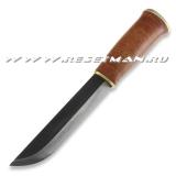 Kauhavan Puukkopaja Leuku knife, кожа