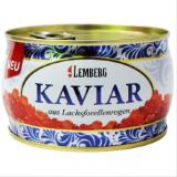 Икра форели Lemberg Lachskaviar, 400 гр.