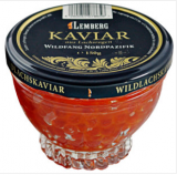 Икра кеты Lemberg Caviar, 150 гр.