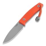 Нож Lionsteel M1 G10, оранжевый