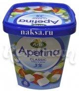 Arla Cыр салатный 3% кубики  - 200гр