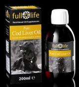 Масло из рыбы тресковых пород Fullolife Skin & Coat