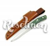 Casström - No.14 Swedish forest knife, sandvik, micarta