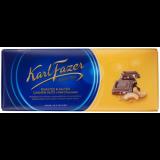 Молочный шоколад Fazer с орехом кешью 200 гр
