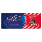 Шоколад Fazer Peppermint Crisps in Milk Chocolate 200 гр
