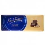 Молочный шоколад Karl Fazer Biscuit Crisps 195 гр