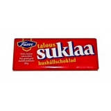 Горький шоколад Fazer Suklaa 200 гр
