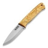 Нож Casström Woodsman K720, Curly Birch, firesteel