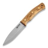 Нож Casström No.10 Swedish Forest Knife K720 Scandi Oak