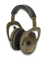 Активные наушники Walker's Game Ear Alpha Power Muffs D-Max, зелёный