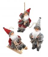 Санта-Клаус HARMOND 20cm