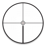 Оптический прицел Leupold VX-6 HD 1-6x24 FireDot Circle