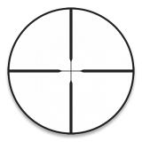 Оптический прицел Leupold VX-2 4-12x40 FDX AO Silver