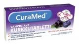 Пастилки от болей в горле Curamed Vahvistava