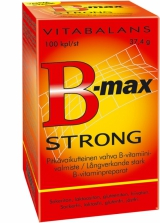 Витамины B, B-Max Strong Vitabalans
