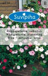"Семена цветов Петунья ""Riippapetunia"" 0,2 гр."