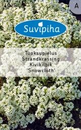 "Семена цветов Лобулярия ""Snowcloth"" 0,5 гр."